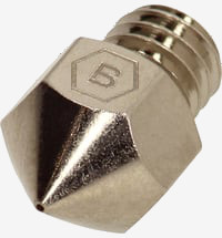 Plated Copper Nozzles